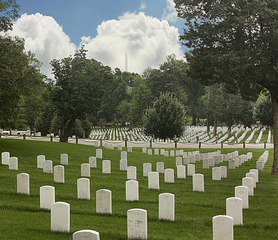 Photograph - In Rememberance-arlington by Kim Hojnacki