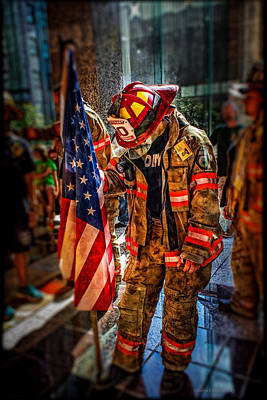 Photograph - In Remembrance Comes Sacrifice by Debra K Roberts