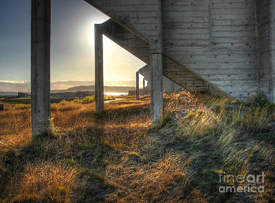 Photograph - In Ruinous Shadow by Chris Anderson