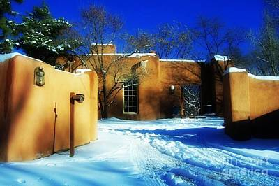 Photograph - in Santa Fe NM by Jodie Marie Anne Richardson Traugott          aka jm-ART