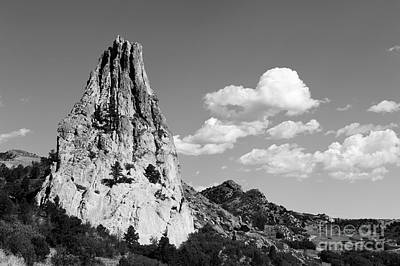 Hogback Photograph - In-spire-d by Charles Dobbs
