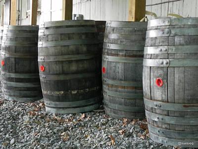 In The Barrels Original by Sue Rosen