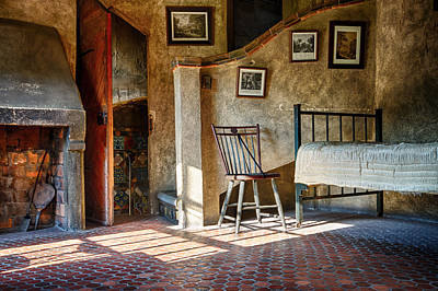 Mercer Tile Photograph - In The Bedroom by Marzena Grabczynska Lorenc