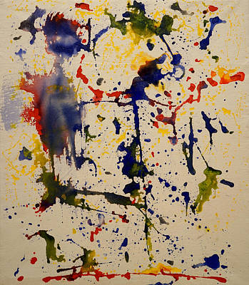 In The Beginning Iv Art Print by Giorgio Tuscani