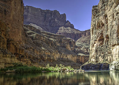 Photograph - In The Canyon by Alan Toepfer