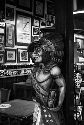 Photograph - In The Cigar Shop by Nathan Hillis