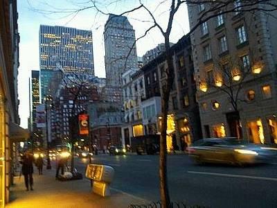 In The City Of N.y Original