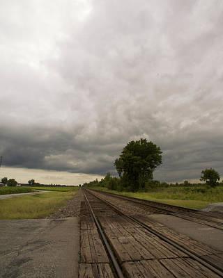 Photograph - Summer Storm by Jane Eleanor Nicholas