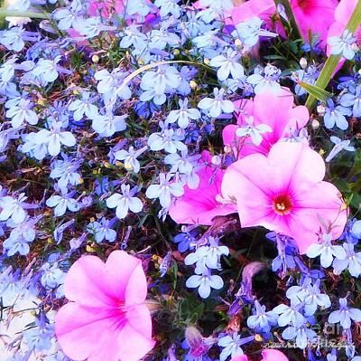 Photograph - In The Garden  by Bobbee Rickard