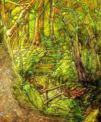In The Heart Of The Forest Original
