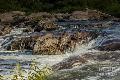 Photograph - In The James by Debra K Roberts