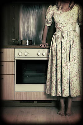 Oven Photograph - In The Kitchen by Joana Kruse