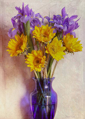 In The Mood For Spring Art Print