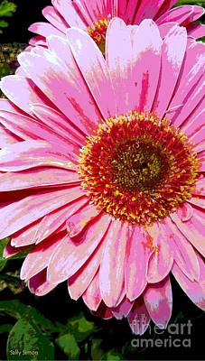 Photograph - In The Pink by Sally Simon