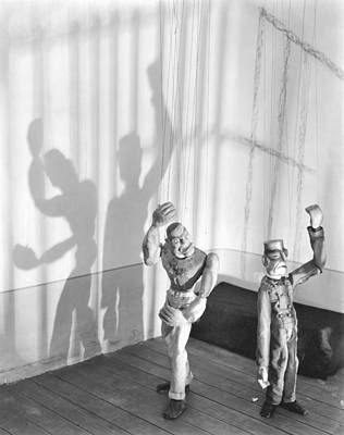 Marionettes Photograph - In The Prison Cell, 1929 by Tina Modotti