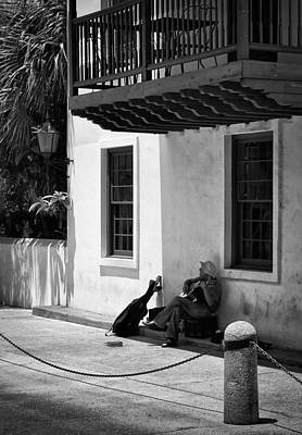 Photograph - In The Shade by Greg Jackson