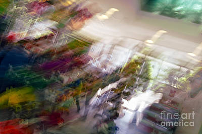 Toy Shop Photograph - In The Shop Of Colorful Dreams by Michaela Sibi