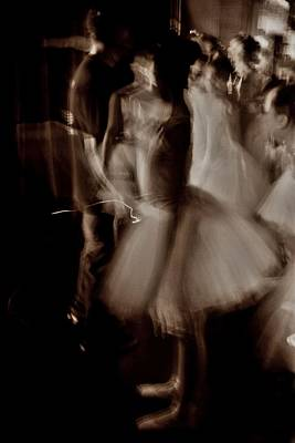 Photograph - In The Wings by Robin Mahboeb