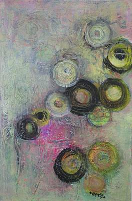 Painting - In This Work I Believe by Laurie Maves ART