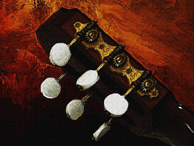Painting - In Tune by Dennis Buckman