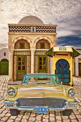 Photograph - In Tunisia by Maria Coulson