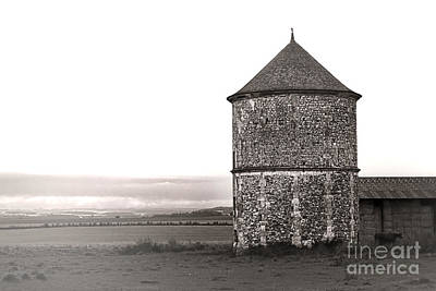 Dovecote Photograph - In Vexin by Olivier Le Queinec