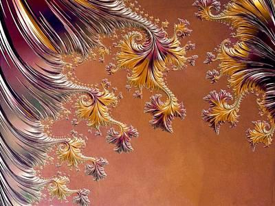 In Vino Veritas Art Print by Susan Maxwell Schmidt