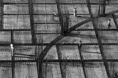 Wrought Iron Wall Art - Photograph - Ina?aat by Fatih Balkan