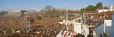 Inauguration Photograph - Inauguration Of President William by Panoramic Images