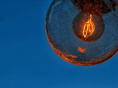 Photograph - Incandescent  by Rob Amend
