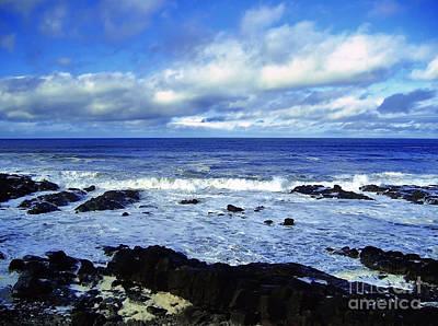 Photograph - Incessant Tide by Nina Ficur Feenan