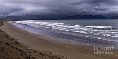 Photograph - Inch Beach Co Kerry Ireland by Dick Wood