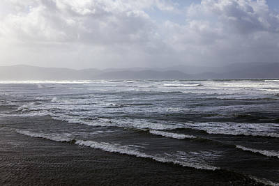 Inch Strand County Kerry Art Print by Patrick McGill