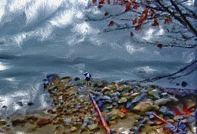 Digital Art - Incomming Storm by Dale Stillman
