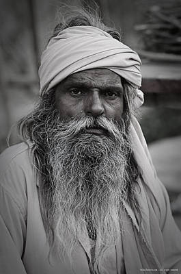 Photograph - Incredible India by Vidal Ferreira Photography
