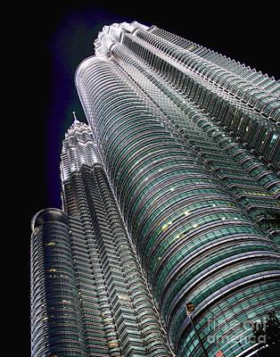 Photograph - Incredible Kuala Lumpur by Larry Oskin
