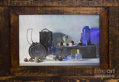 Lifelike Photograph - Incredible Lifelike Painting by Al Bourassa