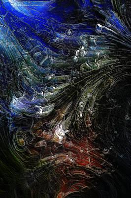 Digital Art - Incursive by Richard Thomas