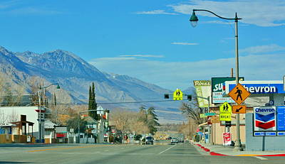 Photograph - Independence California by Marilyn Diaz
