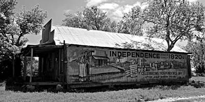 Mural Photograph - Independence by Stephen Stookey