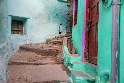 India, Rajasthan, Udaipur Narrow Art Print by Emily Wilson