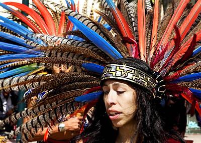 Native American Spirit Portrait Photograph - Indian by Admir Gorcevic