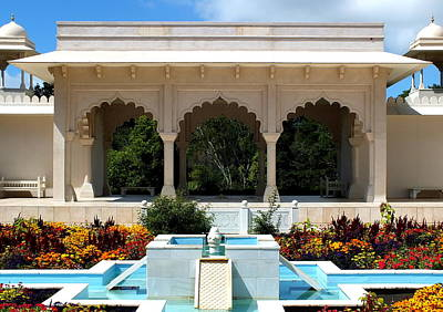 Photograph - Indian Char Bagh Garden by Guy Pettingell