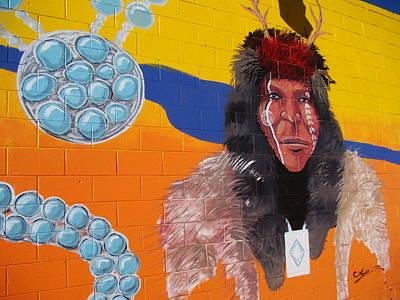 Photograph - Indian Chief by Eva Kato