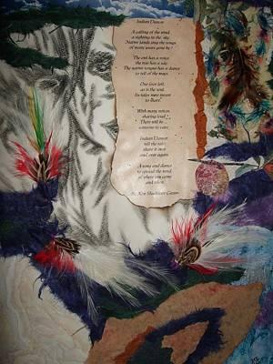 Indian Dancer Art Print