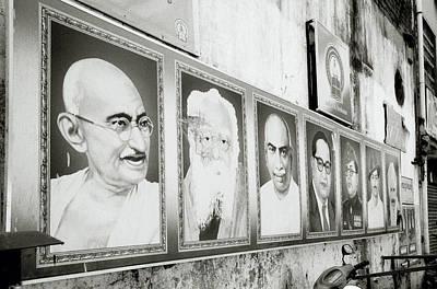 Indian Icons Art Print