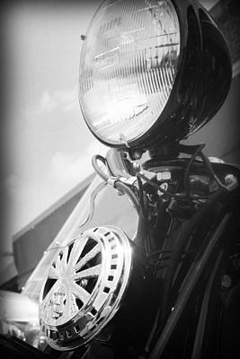 Classic Car Photograph - Indian Light by Kelly Hazel