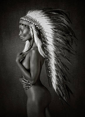 England Photograph - Indian Queen by Ross Oscar