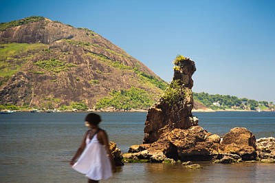 Photograph - Indian Rock In Icarai Beach by Celso Diniz