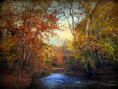 Photograph - Indian Summer by Jessica Jenney